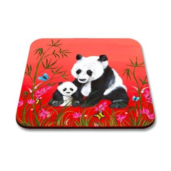 """Chinese Panda"" Coaster"