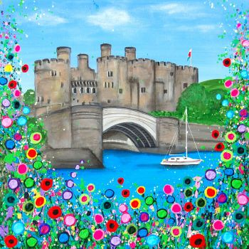 """""""Conwy Castle Print"""" From £10"""