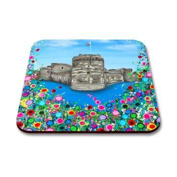 """""""Beaumaris Castle"""" Coaster"""