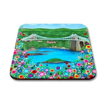 """Menai Bridge"" Coaster"