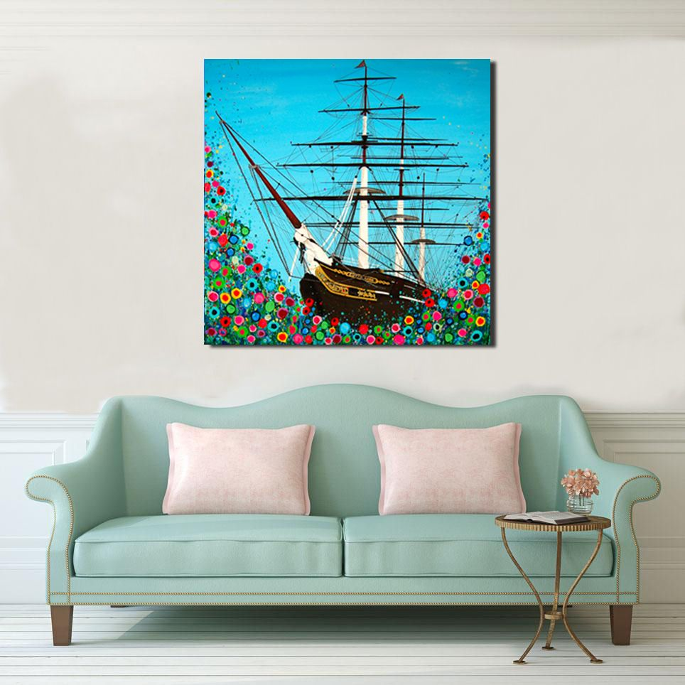 GREENWICH CANVAS PRINTS