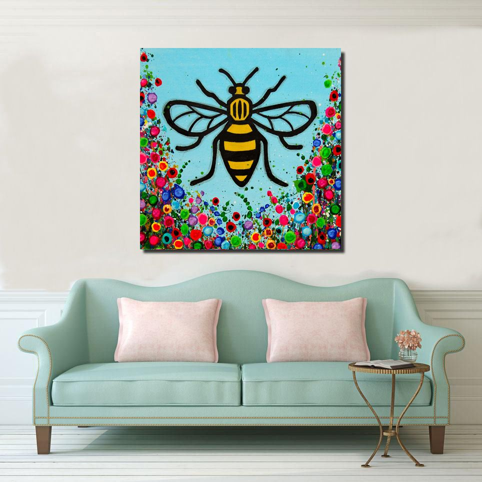 MANCHESTER CANVAS PRINTS