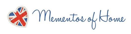 mementos of home logo