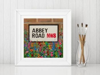 """Abbey Road Print"" From £10"