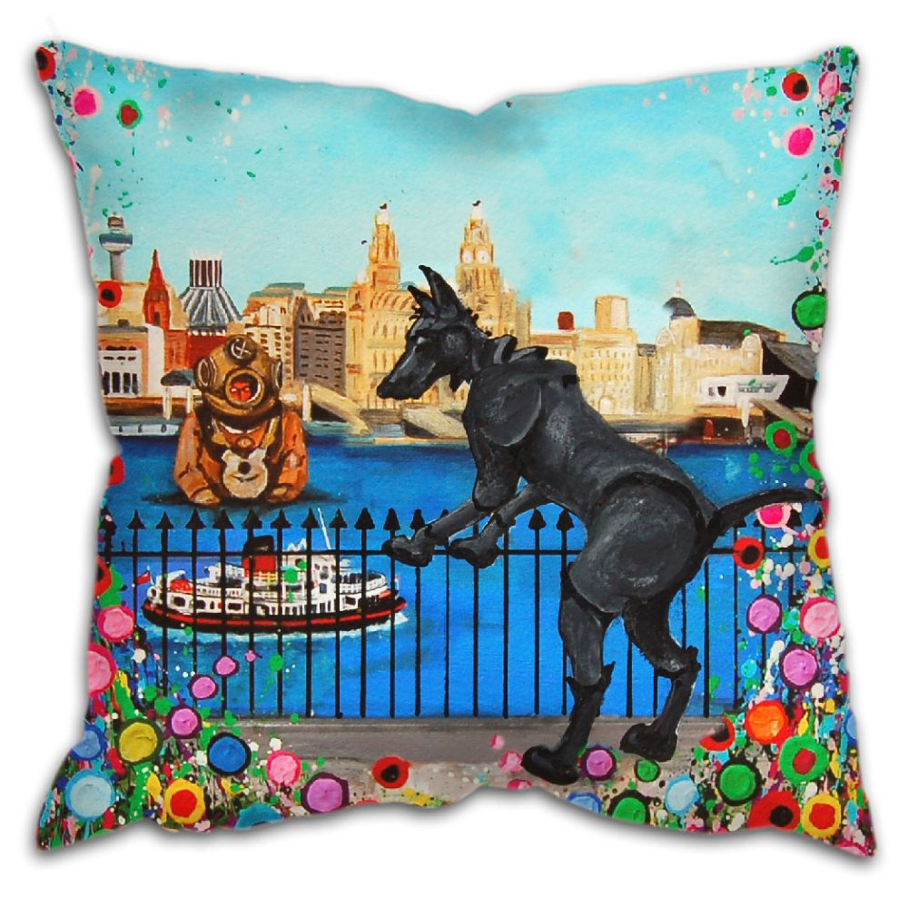 LIVERPOOL'S DREAM GIANT SPECTACULAR - CUSHIONS