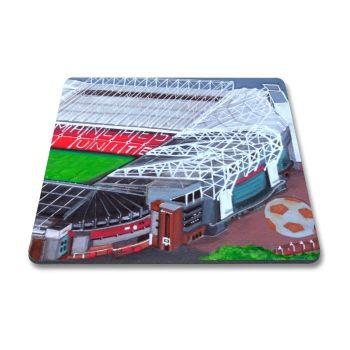 Jo Gough - MUFC - Old Trafford Stadium (PLAIN) Magnet