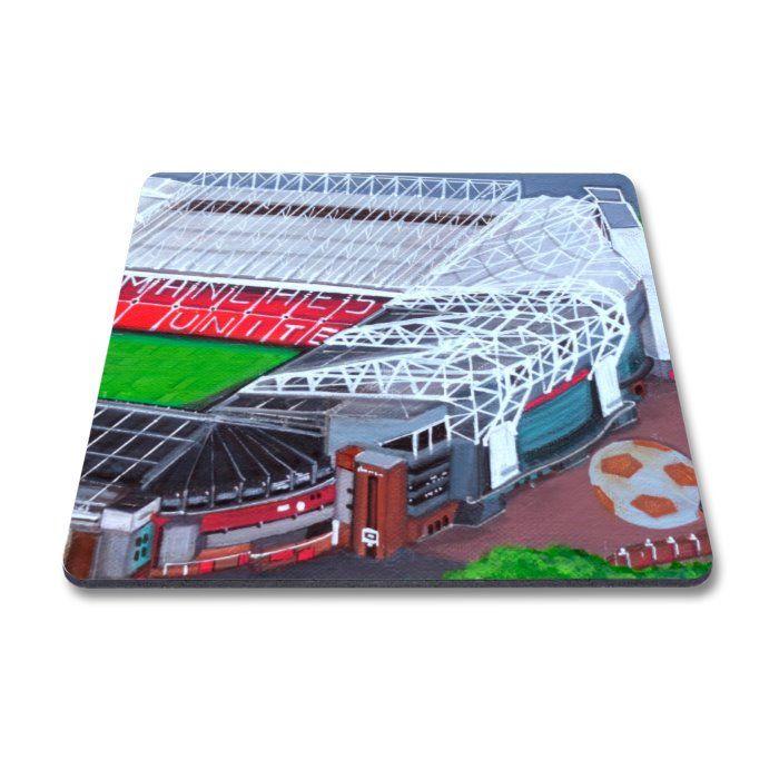 Jo Gough - Old Trafford Stadium (Plain) Magnet