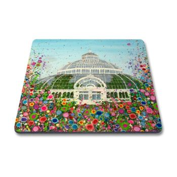 Jo Gough - The Palm House with flowers Magnet