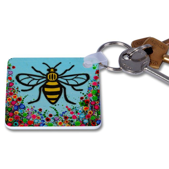 MANCHESTER KEY RINGS