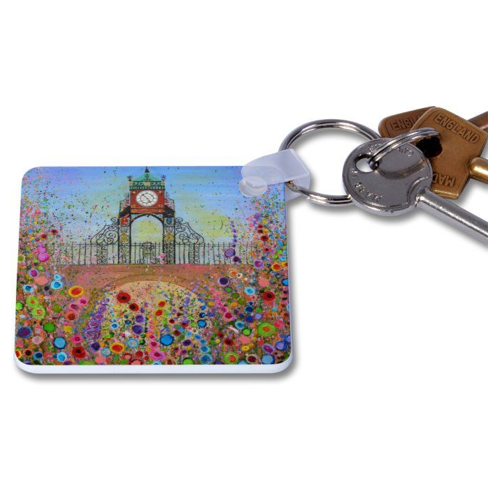 CHESTER KEY RINGS