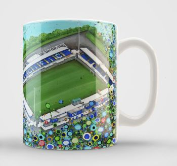 Jo Gough - Chester FC with flowers Mug