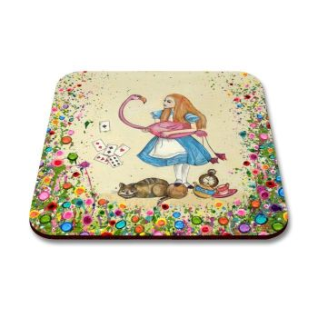 Jo Gough - Alice in Wonderland Coaster