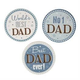 Best Dad Coaster - 3 design available