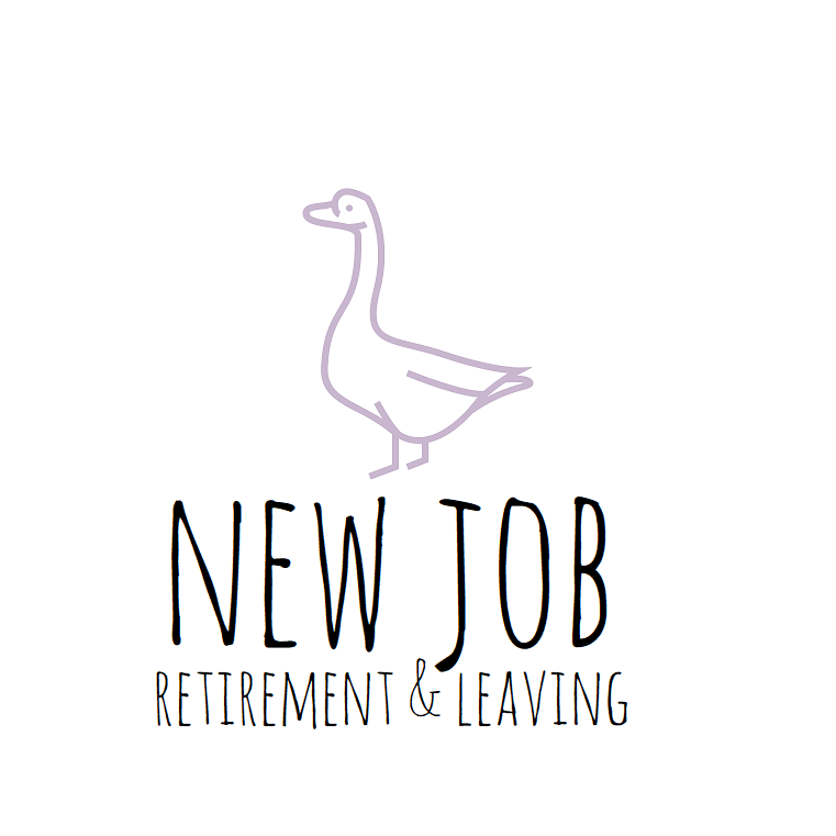 Retirement/New Job/Leaving Cards
