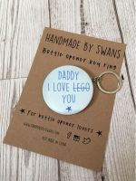 Daddy i love....you Bottle opener keyring