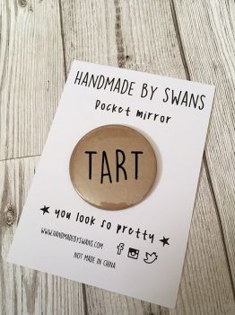 Tart Pocket Mirror