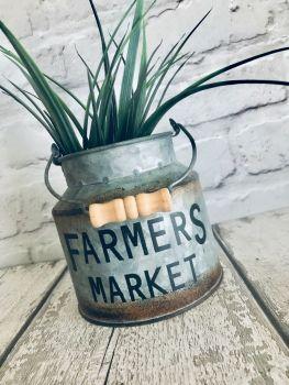 Farmers Market Churn