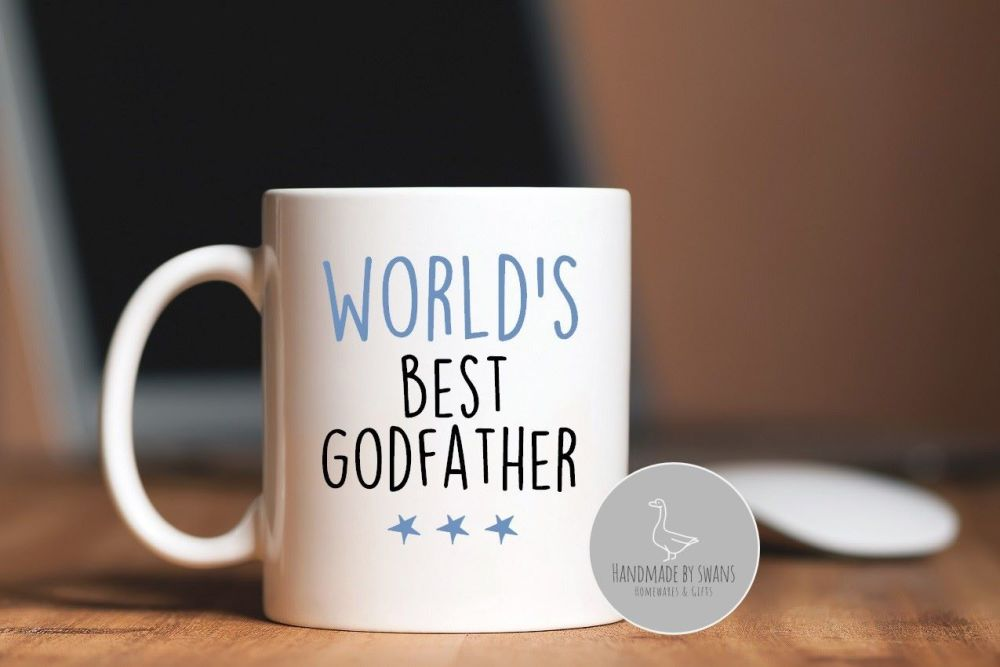 World's Best Godfather mug