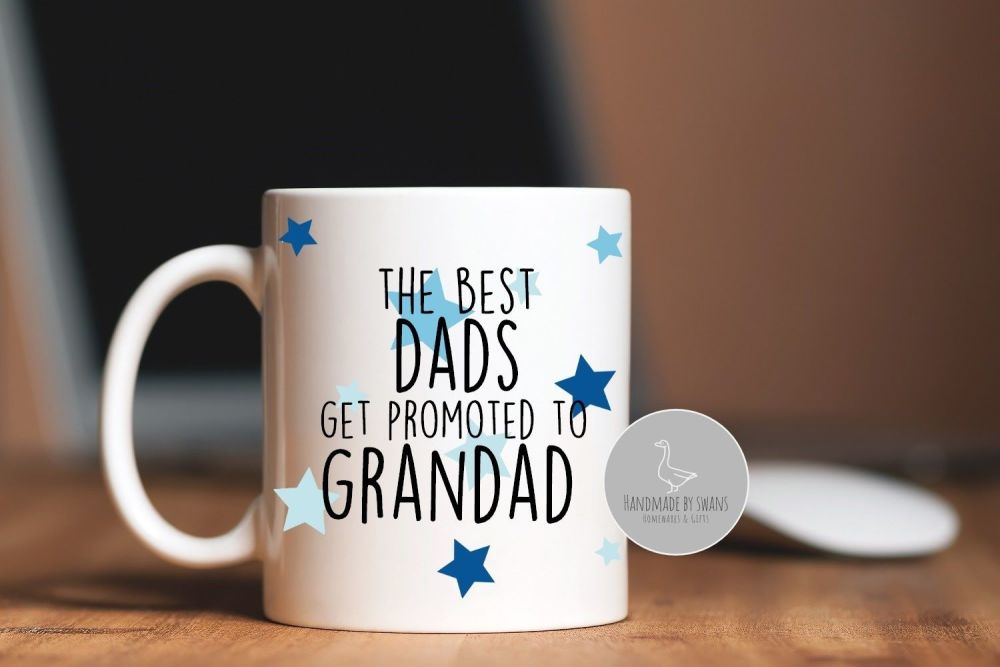 The best dads get promoted to Mug