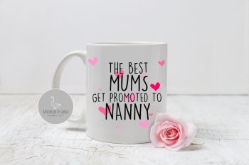 The best Mums get promoted to Mug