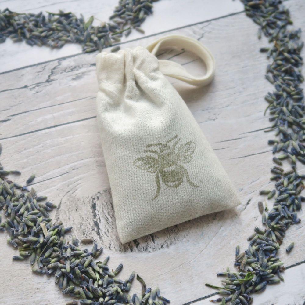 Bumble Bee Lavender Bag