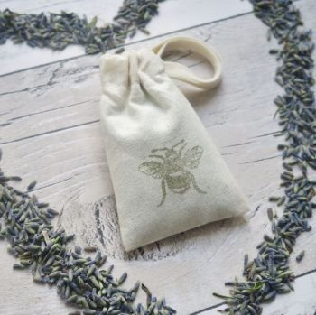 Bumble Bee Lavender Bag