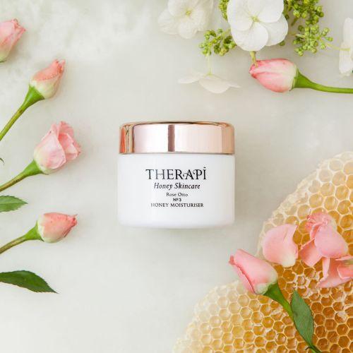 Therapi Honey Skincare Rose Otto Moisturiser