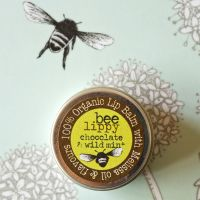 Bee Lippy Chocolate & Wild Mint Lip Balm