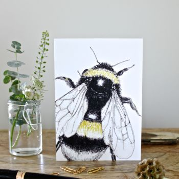 Bumblebee Notelets