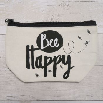 Bee Happy/Magnificent Cosmetics Bag