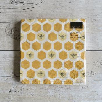 Honeycomb Napkins