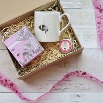 Bee My Valentine Gift Box
