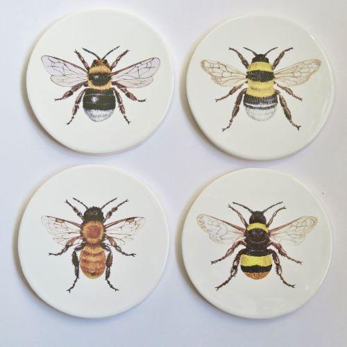 Bee Coaster Set