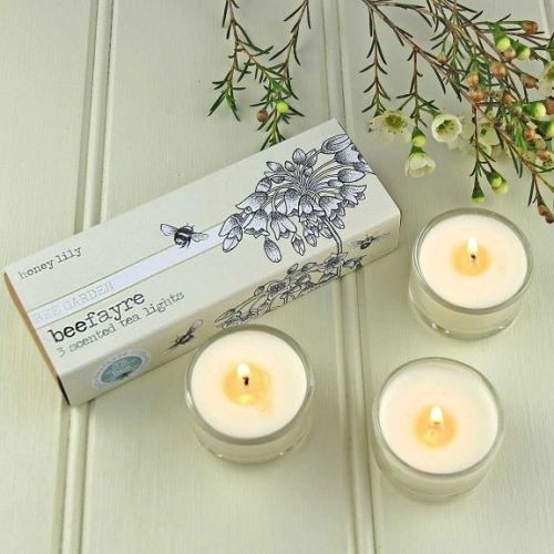 Honey Lily Tea Lights