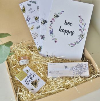 Bee Lover's Gift Box #2