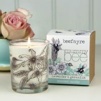 Mummy Bee Candle