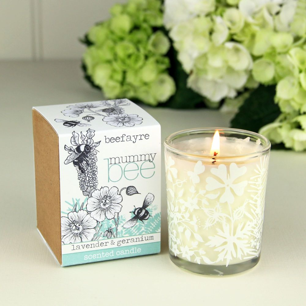 Mummy Bee 90g Votive Candle