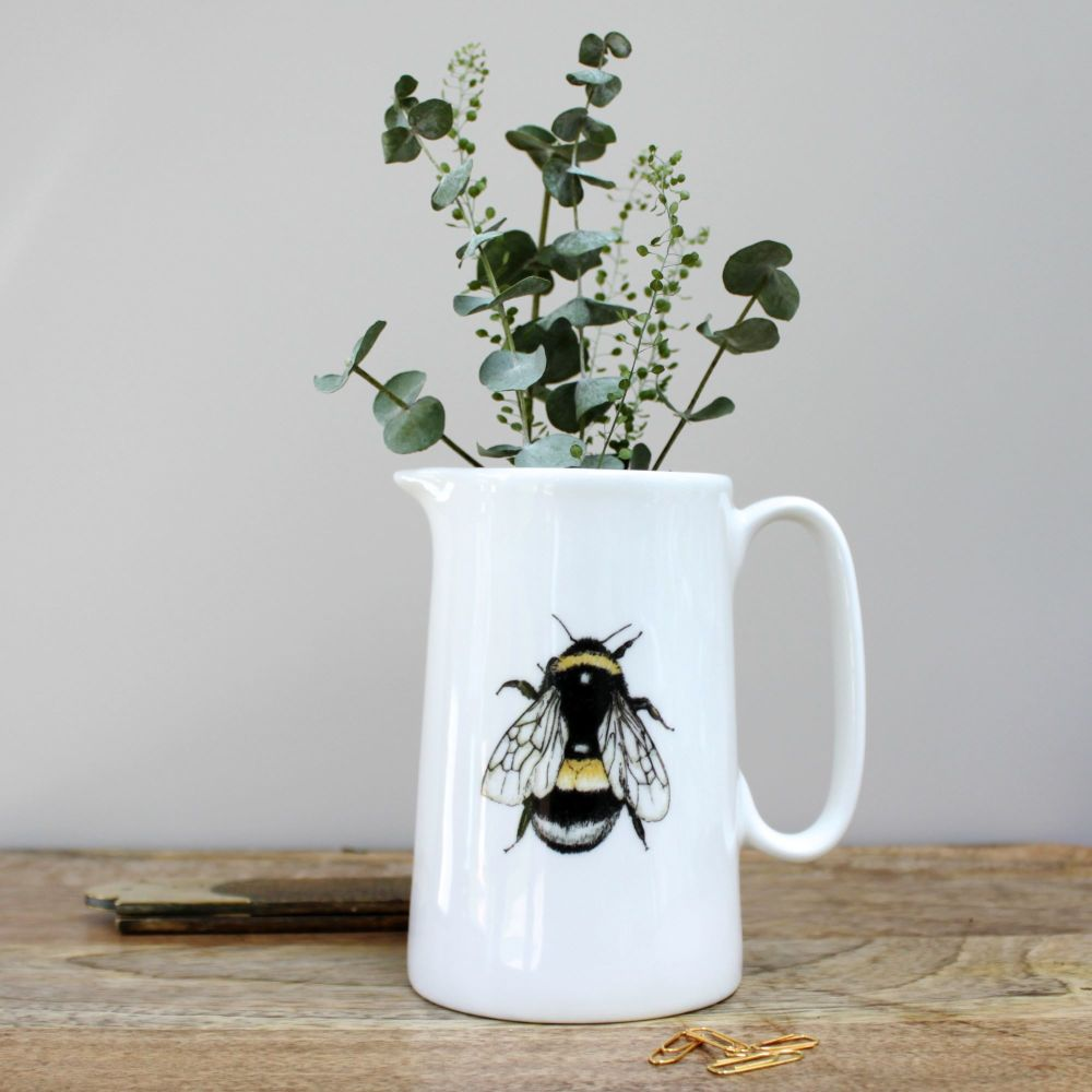 Toasted Crumpet Bumblebee Jar