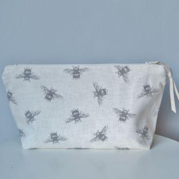 Bumblebee Make Up & Cosmetics Bag