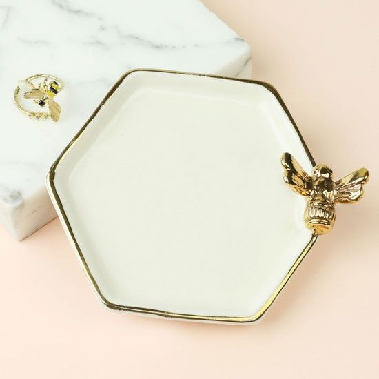 Bee Trinket Dish
