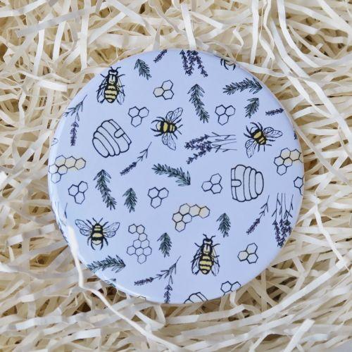 Pocket Mirror - Honey & Bumble