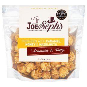 Popcorn - Honey & Hazelnut