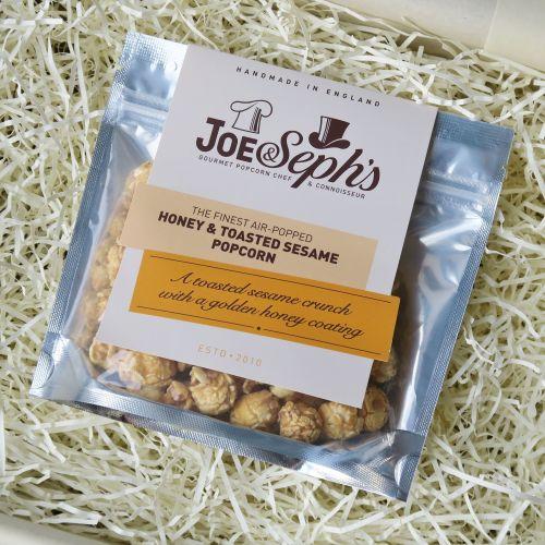 Popcorn - Honey & Toasted Sesame