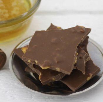 Chocolate Honeycomb Shards