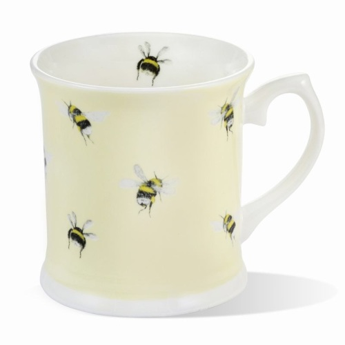 Bee Mug (Yellow)
