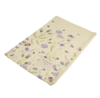 Wildflower & Bee Tea Towel