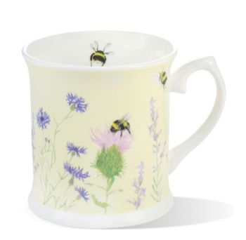 Bee Mug (Wildflower Yellow)