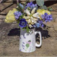 Wildflower & Bee Jug