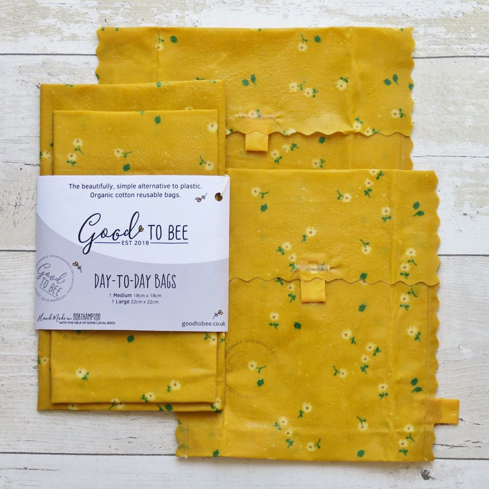 Beeswax Wraps - Bags