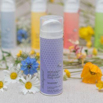 BeeInspired Lavender Body Cream
